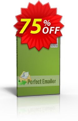 Perfect Emailer - Corporate License Coupon, discount Perfect Emailer - Corporate License awesome promo code 2019. Promotion: awesome promo code of Perfect Emailer - Corporate License 2019