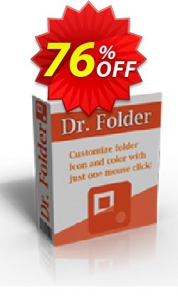 Dr. Folder(Lifetime/5 PCs) Coupon, discount Dr. Folder(Lifetime/5 PCs) impressive promotions code 2019. Promotion: impressive promotions code of Dr. Folder(Lifetime/5 PCs) 2019