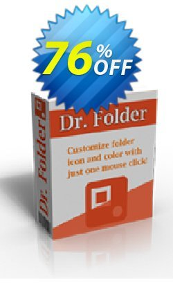 Dr. Folder(1 Year/Unlimited PCs) Coupon, discount Dr. Folder(1 Year/Unlimited PCs) marvelous promo code 2019. Promotion: marvelous promo code of Dr. Folder(1 Year/Unlimited PCs) 2019