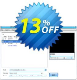 Ideal Avi Converter (license key) Coupon, discount Ideal Avi Converter (license key) marvelous discounts code 2019. Promotion: marvelous discounts code of Ideal Avi Converter (license key) 2019