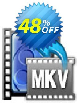 iFunia MKV Converter for Mac Coupon, discount iFunia MKV Converter for Mac fearsome discounts code 2019. Promotion: fearsome discounts code of iFunia MKV Converter for Mac 2019