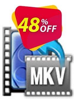 iFunia MKV Converter for Mac Coupon, discount iFunia MKV Converter for Mac fearsome discounts code 2020. Promotion: fearsome discounts code of iFunia MKV Converter for Mac 2020