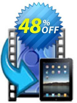 iFunia iPad Video Converter for Mac Coupon, discount iFunia iPad Video Converter for Mac wondrous offer code 2020. Promotion: wondrous offer code of iFunia iPad Video Converter for Mac 2020
