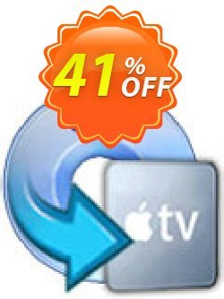 iFunia DVD to Apple TV Converter for Mac Coupon, discount iFunia DVD to Apple TV Converter for Mac exclusive promo code 2020. Promotion: exclusive promo code of iFunia DVD to Apple TV Converter for Mac 2020