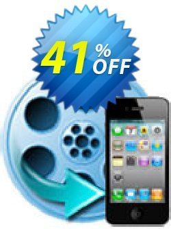 iFunia iPhone Video Converter Coupon, discount iFunia iPhone Video Converter dreaded offer code 2019. Promotion: dreaded offer code of iFunia iPhone Video Converter 2019