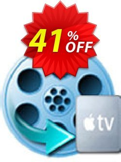 iFunia Apple TV Video Converter Coupon, discount iFunia Apple TV Video Converter excellent discount code 2019. Promotion: excellent discount code of iFunia Apple TV Video Converter 2019