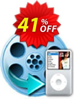 iFunia iPod Video Converter Coupon, discount iFunia iPod Video Converter marvelous promo code 2019. Promotion: marvelous promo code of iFunia iPod Video Converter 2019