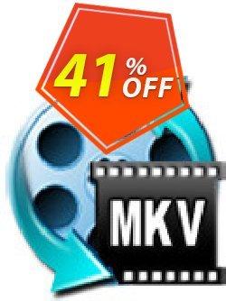 iFunia MKV Converter Coupon, discount iFunia MKV Converter best discount code 2020. Promotion: best discount code of iFunia MKV Converter 2020