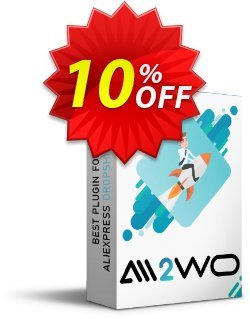 Ali2Woo Dropshipping Store - Pro  Coupon, discount Dropshipping Store - Pro Best offer code 2020. Promotion: Best offer code of Dropshipping Store - Pro 2020