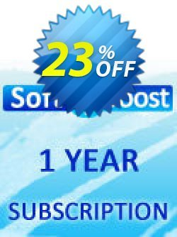 Soft4Boost 1 Year Subscription Coupon, discount Soft4Boost 1 Year Subscription formidable promo code 2020. Promotion: formidable promo code of Soft4Boost 1 Year Subscription 2020