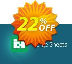 Merge Sheets add-on for Google Sheets Coupon, discount Merge Sheets add-on for Google Sheets, 12-month subscription awful sales code 2020. Promotion: awful sales code of Merge Sheets add-on for Google Sheets, 12-month subscription 2020