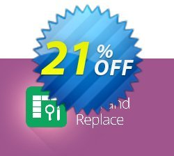 Advanced Find and Replace for Google Sheets, Lifetime subscription Coupon, discount Advanced Find and Replace for Google Sheets, Lifetime subscription special promotions code 2019. Promotion: special promotions code of Advanced Find and Replace for Google Sheets, Lifetime subscription 2019