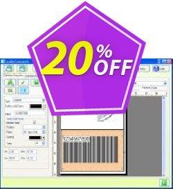 EASYBARCODELABELUS-CD Coupon, discount EASYBARCODELABELUS-CD hottest sales code 2020. Promotion: hottest sales code of EASYBARCODELABELUS-CD 2020
