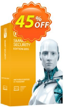 ESET Smart Security - Nouvelle licence 2 ans pour 2 ordinateurs Coupon, discount ESET Smart Security - Nouvelle licence 2 ans pour 2 ordinateurs formidable deals code 2019. Promotion: formidable deals code of ESET Smart Security - Nouvelle licence 2 ans pour 2 ordinateurs 2019