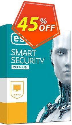 ESET Smart Security - Réabonnement 3 ans pour 4 ordinateurs Coupon, discount ESET Smart Security - Réabonnement 3 ans pour 4 ordinateurs hottest discounts code 2019. Promotion: hottest discounts code of ESET Smart Security - Réabonnement 3 ans pour 4 ordinateurs 2019