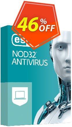 NOD32 Antivirus - Protection 1 an pour 1 ordinateur - Promo 50% Coupon, discount NOD32 Antivirus - Protection 1 an pour 1 ordinateur - Promo 50% wondrous deals code 2019. Promotion: wondrous deals code of NOD32 Antivirus - Protection 1 an pour 1 ordinateur - Promo 50% 2019