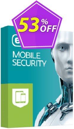 ESET Mobile Security - Reabonnement 1 an pour 1 appareil Coupon, discount ESET Mobile Security - Reabonnement 1 an pour 1 appareil super deals code 2019. Promotion: super deals code of ESET Mobile Security - Reabonnement 1 an pour 1 appareil 2019