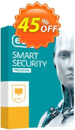 ESET Smart Security Premium - Abonnement 1 ordinateur 1 an Coupon, discount ESET Smart Security Premium - Abonnement 1 ordinateur 1 an staggering discounts code 2019. Promotion: staggering discounts code of ESET Smart Security Premium - Abonnement 1 ordinateur 1 an 2019
