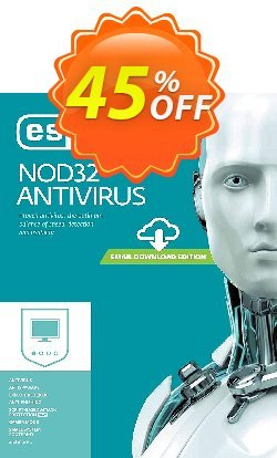 NOD32 Antivirus - Nouvelle licence 2 ans pour 3 ordinateurs Coupon discount NOD32 Antivirus - Nouvelle licence 2 ans pour 3 ordinateurs fearsome deals code 2019. Promotion: fearsome deals code of NOD32 Antivirus - Nouvelle licence 2 ans pour 3 ordinateurs 2019