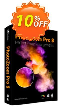 PhotoZoom Pro 8 Coupon discount PhotoZoom Pro 8 fearsome offer code 2019. Promotion: fearsome offer code of PhotoZoom Pro 8 2019