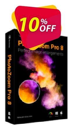 PhotoZoom Pro 8 Coupon, discount PhotoZoom Pro 8 fearsome offer code 2021. Promotion: fearsome offer code of PhotoZoom Pro 8 2021
