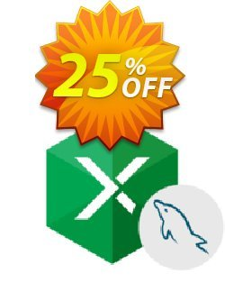 Excel Add-in for MySQL Coupon, discount Excel Add-in for MySQL Amazing discount code 2019. Promotion: exclusive sales code of Excel Add-in for MySQL 2019