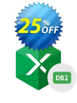 Excel Add-in for DB2 Coupon, discount Excel Add-in for DB2 Big promo code 2020. Promotion: amazing discount code of Excel Add-in for DB2 2020