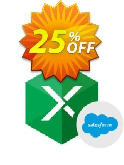 Excel Add-in for Salesforce Coupon discount Excel Add-in for Salesforce Hottest discounts code 2020 - stunning promo code of Excel Add-in for Salesforce 2020
