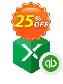 Excel Add-in for QuickBooks Coupon discount Excel Add-in for QuickBooks Wonderful offer code 2020 - impressive deals code of Excel Add-in for QuickBooks 2020