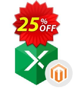 Excel Add-in for Magento Coupon discount Excel Add-in for Magento Wondrous offer code 2020. Promotion: big deals code of Excel Add-in for Magento 2020
