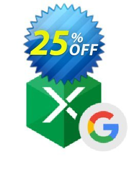 Excel Add-in for G Suite Coupon discount Excel Add-in for G Suite Fearsome sales code 2021 - awful promotions code of Excel Add-in for G Suite 2021