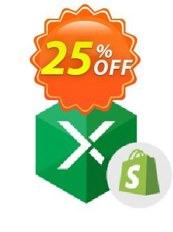 Excel Add-in for Shopify Coupon discount Excel Add-in for Shopify Marvelous discount code 2020 - best offer code of Excel Add-in for Shopify 2020