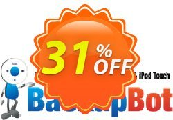 iBackupBot for Windows Coupon, discount iBackupBot for Windows formidable promo code 2021. Promotion: formidable promo code of iBackupBot for Windows 2021