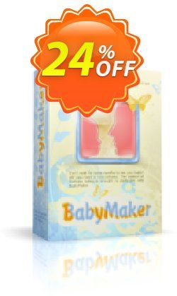 Luxand BabyMaker Coupon, discount BabyMaker wonderful promotions code 2020. Promotion: wonderful promotions code of BabyMaker 2020