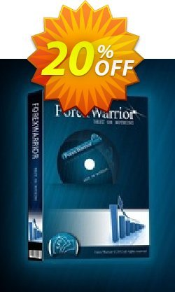 Forex Warrior EA Coupon, discount Forex Warrior EA best promo code 2020. Promotion: best promo code of Forex Warrior EA 2020