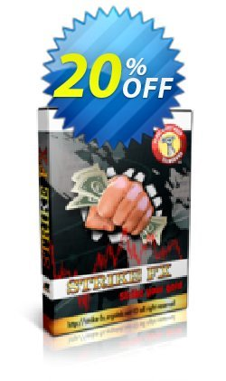 Strike Fx Coupon, discount Strike Fx super deals code 2020. Promotion: super deals code of Strike Fx 2020