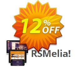RSMelia! Single site Subscription for 12 Months Coupon, discount RSMelia! Single site Subscription for 12 Months Special discount code 2020. Promotion: Special discount code of RSMelia! Single site Subscription for 12 Months 2020