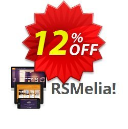 RSMelia! Template Coupon, discount RSMelia! Template Stunning deals code 2020. Promotion: Stunning deals code of RSMelia! Template 2020