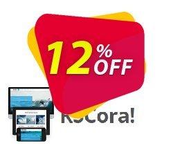 RSCora! Template Coupon, discount RSCora! Template Amazing deals code 2020. Promotion: Amazing deals code of RSCora! Template 2020