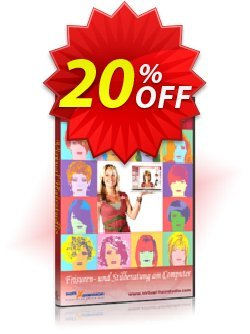 Virtual Hairstudio 6 Salon Edition - Download  Coupon, discount Virtual Hairstudio 6 Salon Edition (Download) hottest promo code 2020. Promotion: hottest promo code of Virtual Hairstudio 6 Salon Edition (Download) 2020