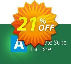 AbleBits Ultimate Suite for Excel Coupon, discount AbleBits.com Ultimate Suite 2018 for Excel, Personal Edition impressive promo code 2019. Promotion: impressive promo code of AbleBits.com Ultimate Suite 2018 for Excel, Personal Edition 2019