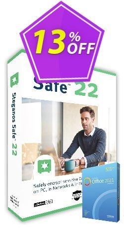 Steganos Safe 17 - ES  Coupon, discount Steganos Safe 17 (ES) stunning discount code 2021. Promotion: stunning discount code of Steganos Safe 17 (ES) 2021