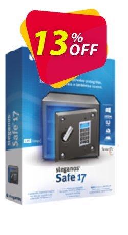 Steganos Safe 17 - PT  Coupon, discount Steganos Safe 17 (PT) staggering promo code 2020. Promotion: staggering promo code of Steganos Safe 17 (PT) 2020