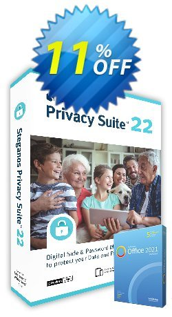 Steganos Privacy Suite 18 - ES  Coupon, discount Steganos Privacy Suite 18 (ES) impressive offer code 2020. Promotion: impressive offer code of Steganos Privacy Suite 18 (ES) 2020
