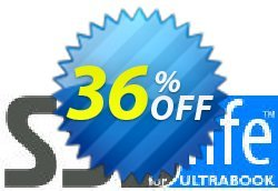 SSDLife for Ultrabooks Coupon, discount SSDLife for Ultrabooks special offer code 2019. Promotion: special offer code of SSDLife for Ultrabooks 2019