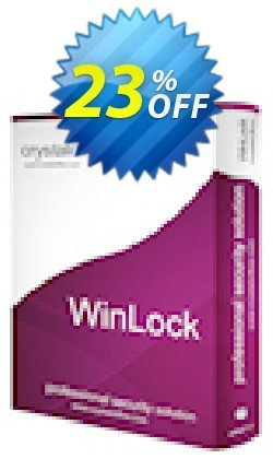 WinLock Coupon, discount WinLock exclusive offer code 2020. Promotion: exclusive offer code of WinLock 2020