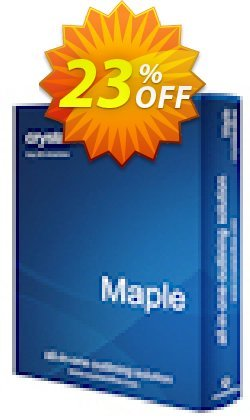 Maple Standard Coupon, discount Maple Standard fearsome offer code 2019. Promotion: fearsome offer code of Maple Standard 2019