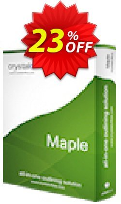 Maple Coupon, discount Maple dreaded discount code 2019. Promotion: dreaded discount code of Maple 2019