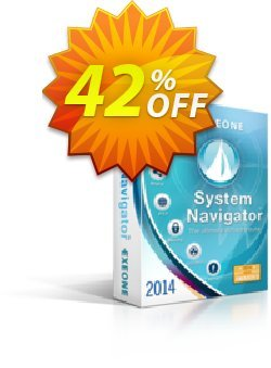 Exeone System Navigator Coupon, discount System Navigator Single License best promotions code 2020. Promotion: best promotions code of System Navigator Single License 2020