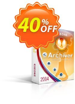 Exeone Archiver Site License Coupon, discount Archiver Site License stunning sales code 2020. Promotion: stunning sales code of Archiver Site License 2020